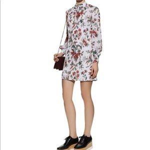 McQ Alexander McQueen Chiffon Mini Dress size 6